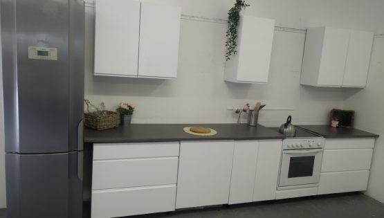 Linda nová kuchyně z výstavy