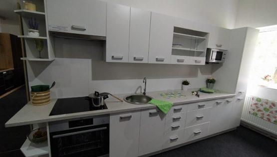 Anika – nová kuchyň z výstavy